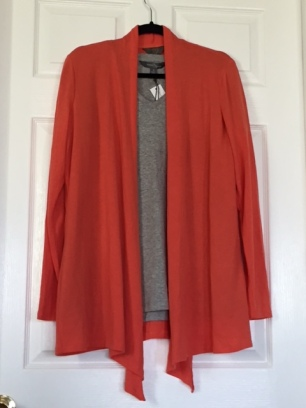Adrianna Long Sleeve Knit Cardigan by Mix By 41 Hawthorn